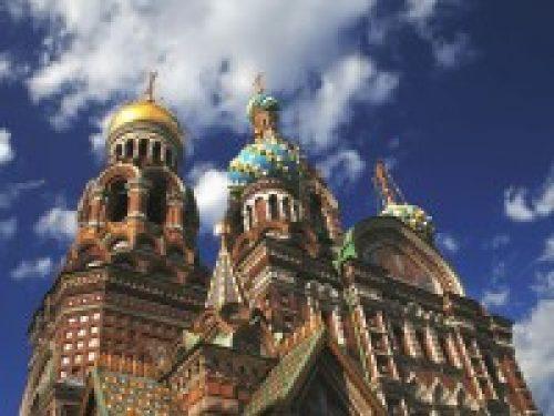 Highlights Moskou & St. Petersburg