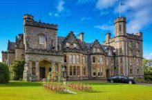 De beste kasteel hotels in Europa