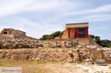 Knossos Paleis Kreta