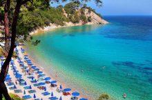 Lemonakia strand Samos