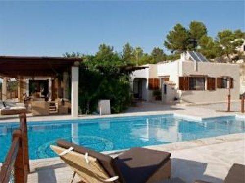 Luxe villa Cala D Hort Ibiza