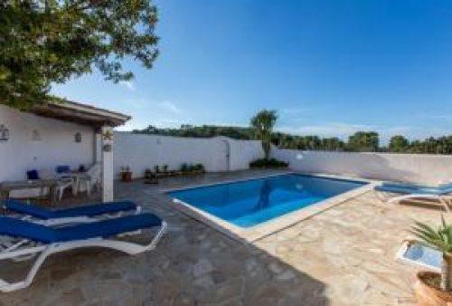 Luxe Villa in Cala Tarida Ibiza