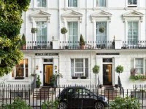 Minicruise Londen - Hotel Ashley
