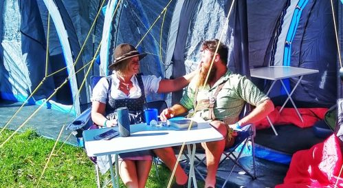 Munich Camping, Glamping & Dorms