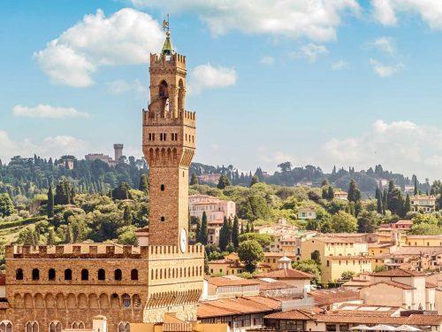 Najaarsaanbieding 8 dagen Rome, Florence en Venetië