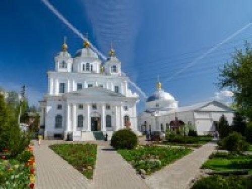 Riviercruise St. Petersburg & Moskou