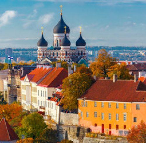 Rondreis Estland, Rusland en Finland