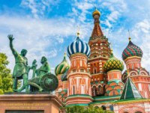 Rondreis Highlights Moskou & St. Petersburg