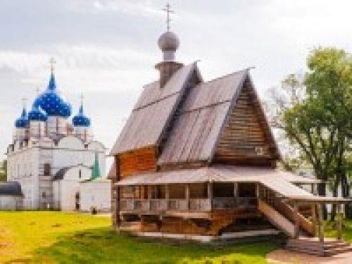 Rondreis Moskou, St. Petersburg & Gouden Ring