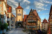Rothenburg Duitsland Bezienswaardigheden