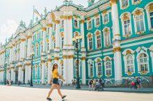 St.Petersburg Stedentrip