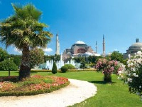 Stedentrip Istanbul - Hotel Istanbul Marriott Asia