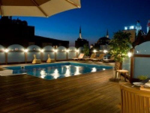 Stedentrip Istanbul - Hotel Vicenza