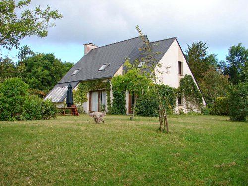 Vakantiehuis in Bretagne in Tréflez (Frankrijk)