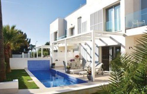 Vakantiehuis In Ses Palmeres, Playa De Palma