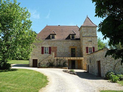 Vakantiehuis met zwembad in Dordogne-Limousin in Salviac (Frankrijk)