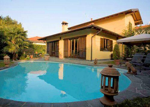 Vakantiehuis met zwembad in Piemonte in Biganzolo (Italië)