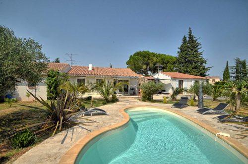Vakantiehuis met zwembad in Provence-Côte d'Azur in Le Muy (Frankrijk)