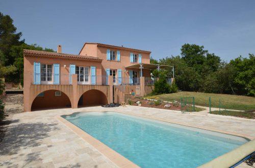 Vakantiehuis met zwembad in Provence-Côte d'Azur in Vidauban (Frankrijk)