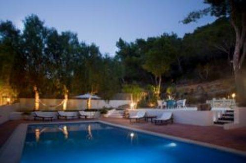 Villa in San Jose Ibiza voor max 10 personen