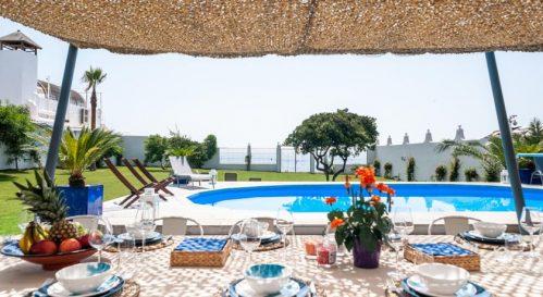 Villa Las Mimosas, Front Line Beach Villa
