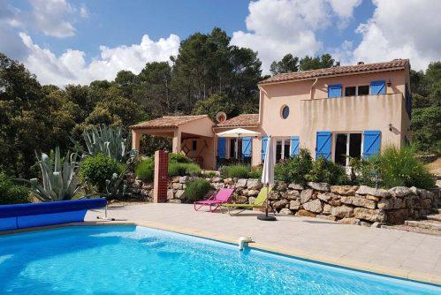 Villa met zwembad in Provence-Côte d'Azur in Lorgues (Frankrijk)