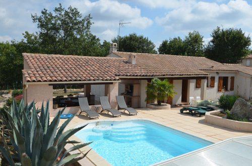 Villa met zwembad in Provence-Côte d'Azur in Mons (Frankrijk)