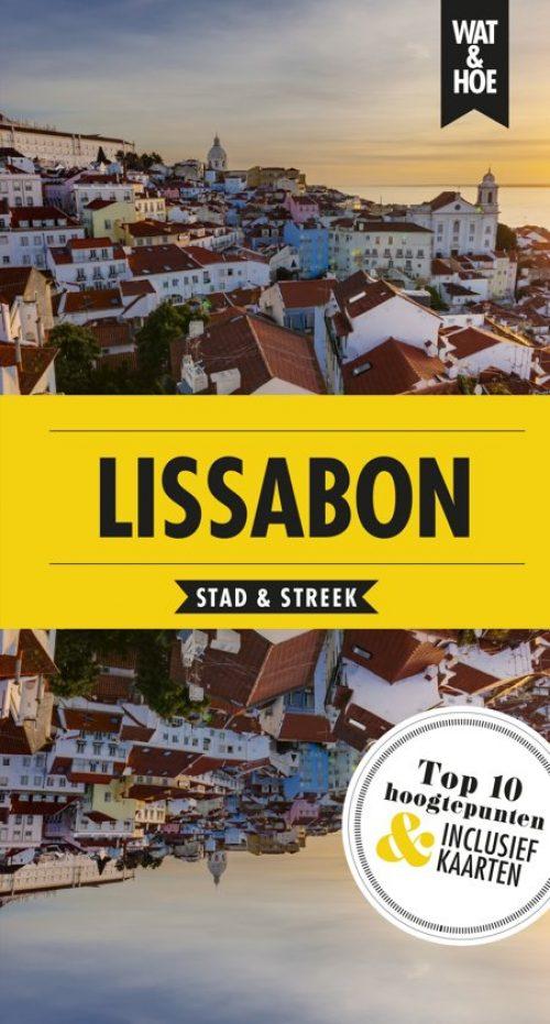 Wat & Hoe reisgids - Lissabon