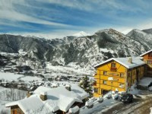 Wintersport Andorra - Hotel Babot