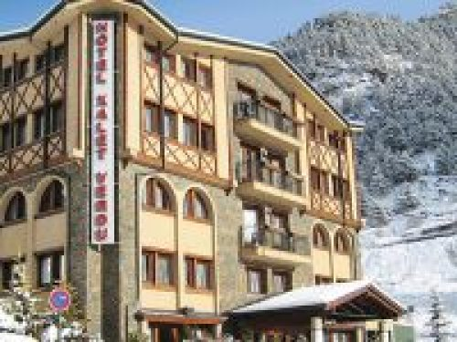 Wintersport Andorra - Hotel Xalet Verdu