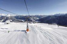 Kronplatz in Zuid-Tirol is het meest populaire skigebied in de Alpen